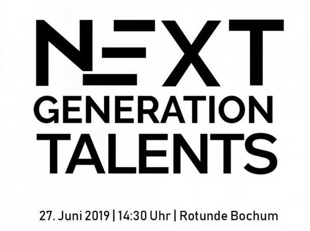 Next Generation Talents 2019